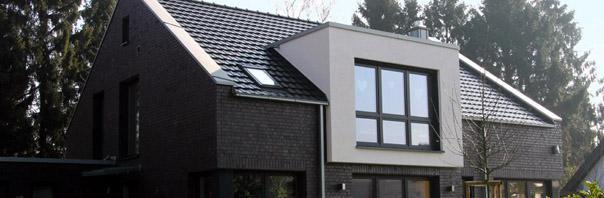 Architekturb ro planungsb ro f r einfamilienh user zwo for Planungsburos nrw