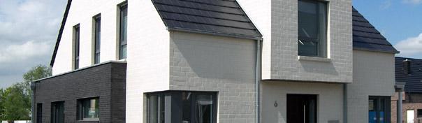 Haustyp krefeld modernes einfamilienhaus modernes - Zwo architekten ...