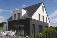 Haustyp krefeld modernes einfamilienhaus modernes for Modernes haus dortmund