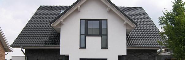 Haustyp Selm, modernes Einfamilienhaus mit Satteldach, modernes ...