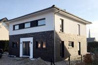Moderne stadtvilla bauen in marl nrw massivhaus modernes for Modernes haus nrw