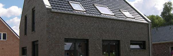 Haustyp wesel modernes einfamilienhaus modernes for Modernes haus nrw