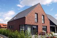 Massivhaus bauen nrw modernes einfamilienhaus mit for Architekturburo oberhausen