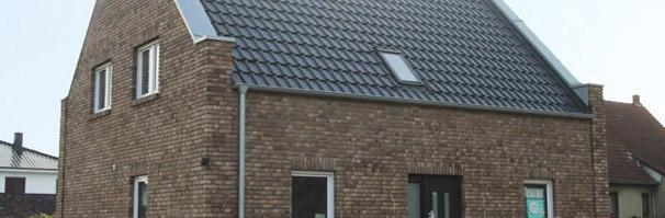 Haustyp schwerte neubau im cottage stil englisches for Cottage haus bauen