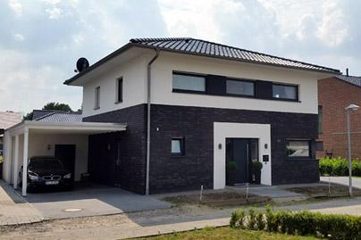Moderne Massivhaus Stadtvilla Fertighaus   Zwo ARCHITEKTEN