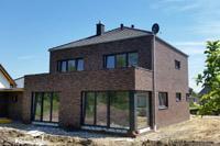 moderne stadtvilla essen nrw mit dachterrasse dachgarten modernes einfamilienhaus modernes. Black Bedroom Furniture Sets. Home Design Ideas