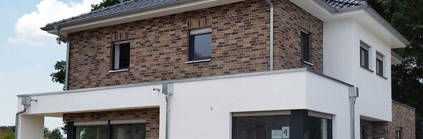 Architekt Herdecke moderne stadtvilla mit staffelgeschoss hagen herdecke modernes