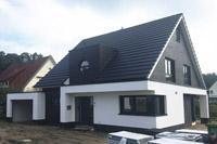 Haustyp unna modernes einfamilienhaus mit satteldach - Zwo architekten ...
