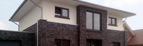 Moderne Stadtvilla   Haustyp Dortmund   NRW, Modernes Massivhaus   Modernes  Architektenhaus   Modernes Haus