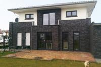 ... Moderne Stadtvilla   Haustyp Dortmund   NRW, Modernes Massivhaus    Modernes Architektenhaus   Modernes Haus ...