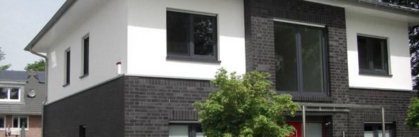 Moderne stadtvilla kleve mettmann modernes for Modernes haus nrw