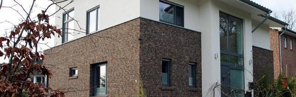 Moderne stadtvilla m lheim an der ruhr pultdach 2 for Grundriss einfamilienhaus 2 vollgeschosse