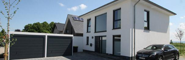 Moderne Stadtvilla Dorsten Modernes Einfamilienhaus Modernes